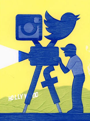 Hollywood explores the virtues and evils of social media   Transmedia Production (by Uzzi)   Scoop.it