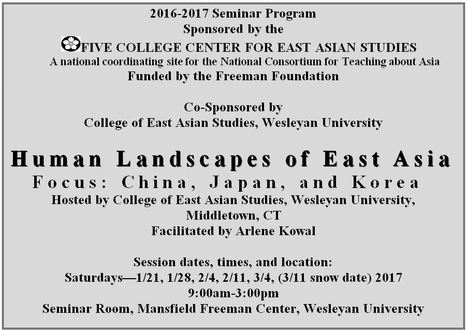 Human Landscapes of East Asia | Rhode Island Geography Education Alliance | Scoop.it