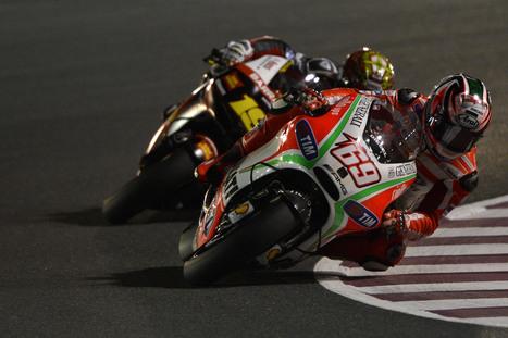 Ducati Post Race Press Release   MotoGP 2012 - 01 - Qatar GP   Ductalk Ducati News   Scoop.it