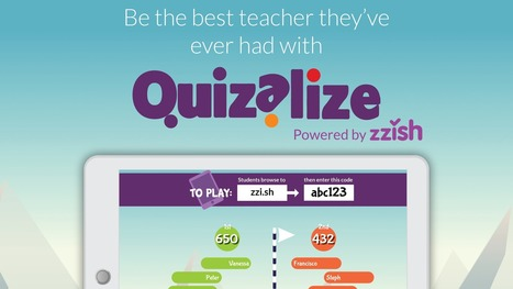Quizalize: The Best Kept Secret in Formative Assessment and Evaluation · TeacherCast Educational Broadcasting NetworkbyJeffrey Bradbury   Teacher Engagement for Learning   Scoop.it
