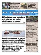 Dragado al río Uruguay: este miércoles llaman a licitación - El Entre Rios Digital | MOVUS | Scoop.it