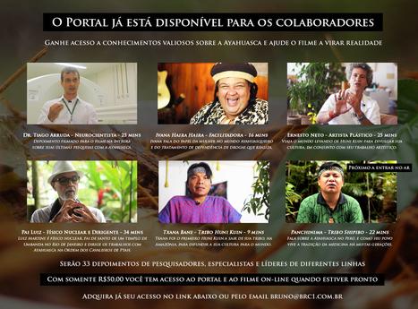 Ayahuasca - O FILME | Ayahuasca News | Scoop.it