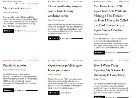 The Winnower | Open Scholarly Publishing | Open access in science | Scoop.it