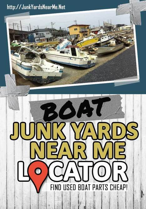 Used Parts Locator >> Boat Salvage Yards Near Me Locator Get Used B