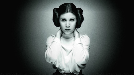 Carrie Fisher says she's returning to Star Wars! | WEBOLUTION! | Scoop.it