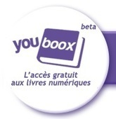 YouBoox : accès gratuit aux livres numériques | Le numérique en bib | Scoop.it