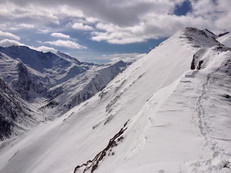 Randonnée à ski - Pic d'Augas (2213 m) - Maxime Teixeira | Vallée d'Aure - Pyrénées | Scoop.it