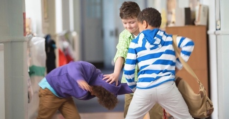 Finland is really good at stopping bullying. Here's how they're doing it.teaching bystanders to empathize and intervene. | Radical Compassion | Scoop.it