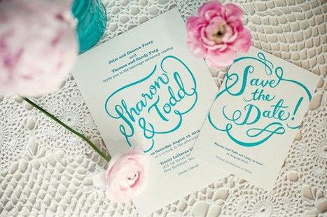 Comment faire son invitation de mariage