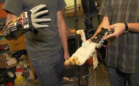 Teen inventor uses 3D printing to revolutionize prosthetics | Al Jazeera America | 3-D Printing Stories | Scoop.it