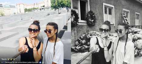 Yolocaust: Shahak Shapira Shames Tourists Who Take Selfies at The Holocaust Memorial | PhotoHab | Scoop.it
