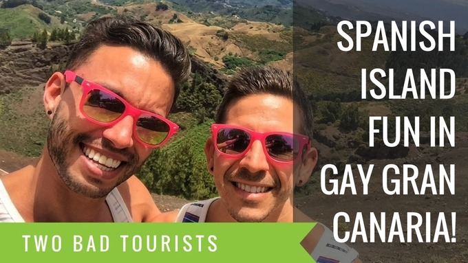 Video: Visiting the Gay-Friendly Island of Gran Canaria in Spain
