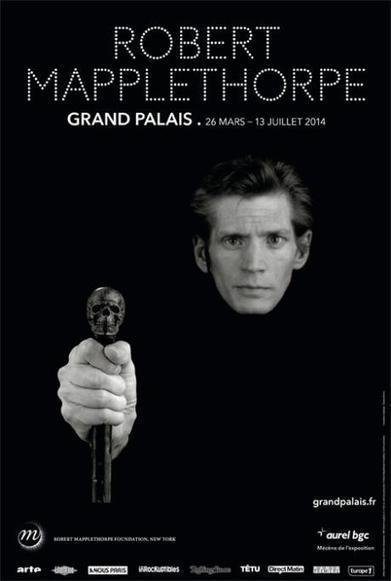 Edmund White raconte Robert Mapplethorpe, à 18h30 à l'auditorium du Grand Palais | Les expositions | Scoop.it