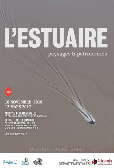 L'estuaire de la Gironde : un territoire singulier | Revue de presse Pays Médoc | Scoop.it