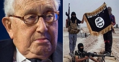 John Pilger on ISIS: Only When We See the War Criminals In Our Midst Will the Blood Begin to Dry   Saif al Islam   Scoop.it