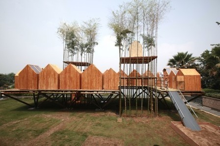 [Wuhan, China] City in SKY / Mu Wei + Sam Cho + Yu Hui | The Architecture of the City | Scoop.it