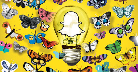 While We Weren't Looking, Snapchat Revolutionized Social Networks | Social Media and Digital Publishing | Scoop.it