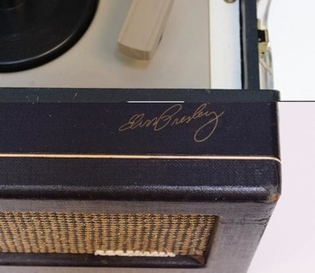 Vintage Elvis Signature Turntable from RCA | Antiques & Vintage Collectibles | Scoop.it