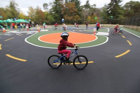 A Playground That Teaches Kids to Love Their Bike | Suburban Land Trusts | Scoop.it