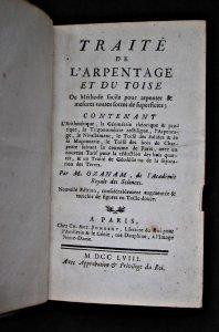 16 juin 1640 naissance à Sainte-Olive de Jacques OZANAM | Racines de l'Art | Scoop.it