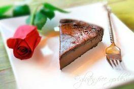 "Gluten Free Recipe for Vegan ""Flourless"" Chocolate Cake | The Chic Chocolate Curator | Scoop.it"