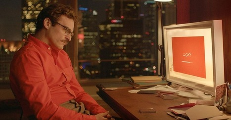 Why 'Her' Is the Best Movie Ever Made About the Singularity | leapmind | Scoop.it