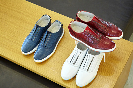 Luxury sneakers #MadeinMarche   Le Marche & Fashion   Scoop.it