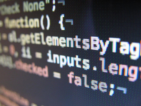 Coding is part of the future of journalism | Tomorrow's News | Scoop.it