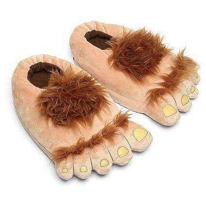 0c21449d2519 Halfling Furry Adventure Slippers