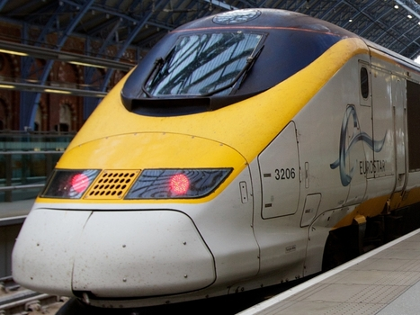 Eurostar replaces Oracle RightNow with Salesforce - CIO UK | Ashford | Scoop.it