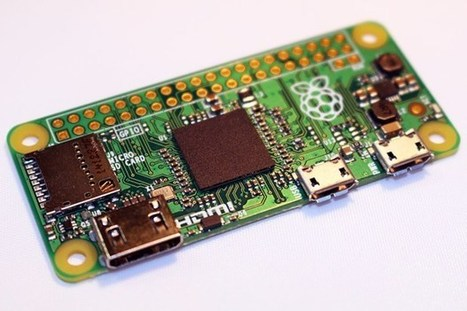 Raspberry Pi Zero launch: the WIRED verdict - just £4.00 | eLearning tools | Scoop.it