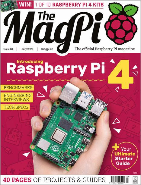 Magazine' in Raspberry Pi | Scoop it