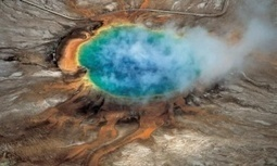 Yellowstone national park: scientists discover huge magma chamber | Physical Science - SHS | Scoop.it