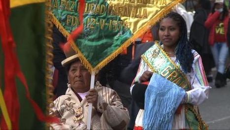 Bolivie: les vrais enjeux de la fête de Gran Poder | Chroniques boliviennes | Scoop.it