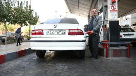 Iran : la panne générale de distribution de carburant est due à une cyberattaque ...