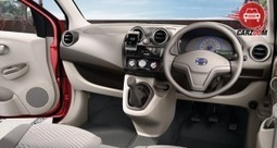 Datsun introduces driver side airbag for Go hatchback and Go+ in India | Cars | Mobiles | Coupons | Travel | IPL | Scoop.it