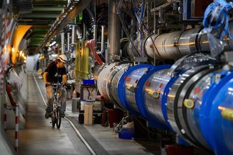Israël: premier membre non-européen du CERN | Njewspaper©nLine™ | Scoop.it
