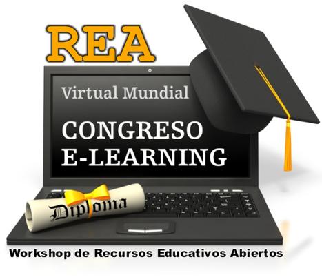 Convocatoria Workshop de Recursos Educativos Abiertos 2016 | Congreso Virtual Mundial de e-Learning | Scoop.it