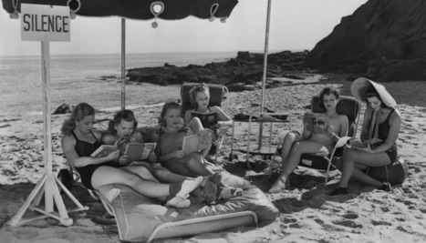 5 Great Beach Reads, Wherever You Are | Writers & Books | Scoop.it