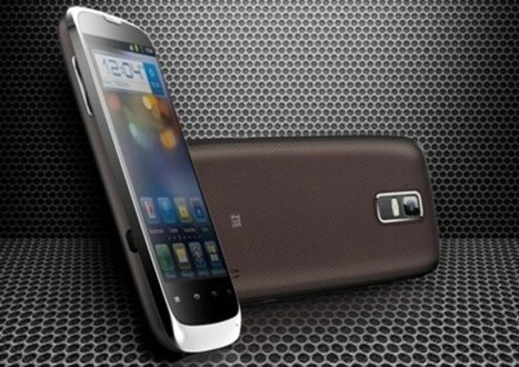 ZTE Announces Two New Ice Cream Sandwich Smartphones for ... | Mobile, Tablets & More | Scoop.it