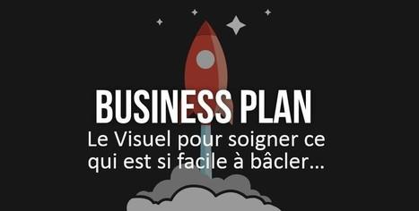 Business Plan: Le Visuel se préparer et convaincre | Cartes mentales | Scoop.it