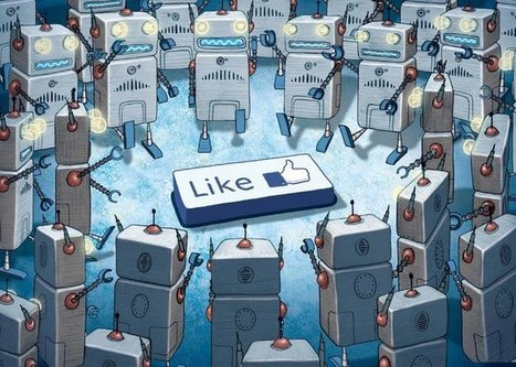 Social Media Bots Offer Phony Friends and Real Profit | Twitter Bots | Scoop.it