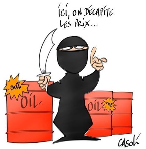 Achetons-nous du pétrole à l'Etat Islamique ? ' Histoire de la Fin de la Croissance ' Scoop.it