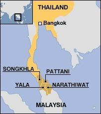 La Thaïlande fait état de pourparlers de paix dans le Sud musulman | Thailande Info | Scoop.it