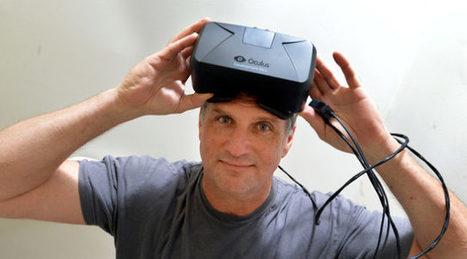 Pour le Co-fondateur d'Oculus, l'avenir de la VR n'est pas forcément le jeu vidéo   TV sur le web   Scoop.it