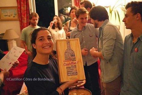 Mission accomplie pour « J'irai déguster chez vous » à Bordeaux !   Bordeaux Gazette   Scoop.it