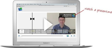 Free online video presentation software | Make a slideshow with your powerpoint & web cam | Social media kitbag | Scoop.it