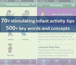 Guided Play: Teach Infant How to Play iGameMom iGameMom | Educational Apps and Beyond | Scoop.it