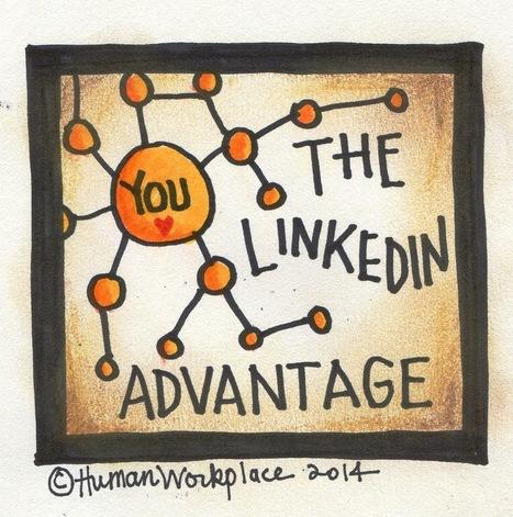 12-Week Virtual Coaching Group: Get the LinkedIn Advantage - Human Workplace | Human Workplace | Scoop.it