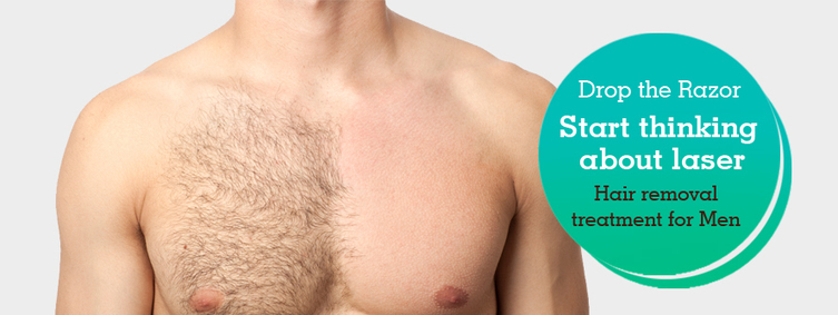 Laser Hair Removal For Men Treatment In Pune
